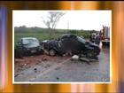 Pai e filho morrem em grave acidente na SP-304 em Borborema