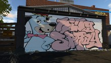 Oficina de grafite tem inscrições abertas na Biblioteca Plínio Marcos  (divulgação - Kingspray)