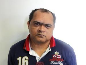 José Carlos Januário foi preso no conjunto Cleto Marques Luz  (Foto: Divulgação/Ascom PC)