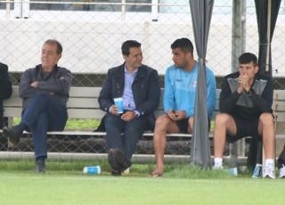 Diretor executivo Grêmio Rui Costa Maicon (Foto: Eduardo Moura/GloboEsporte.com)