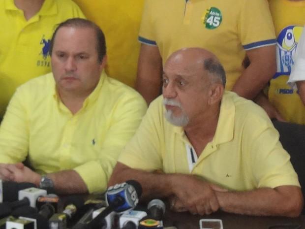 Simão Jatene Pará Belém Governador (Foto: Thais Rezende/G1)