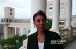 Lívia Calmon fala sobre os tempos em que esteve na TV Cabo Branco