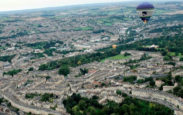 olimpíadas de inverno skeleton grã-bretanha voo de balão (Foto: Reprodução / InsideTheGames.com )