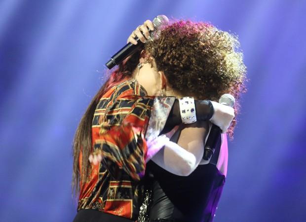 Alice Caymmi e Laila Garin (Foto: AgNews)