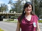 Transexual funcionária de centro militar adota nome social no crachá