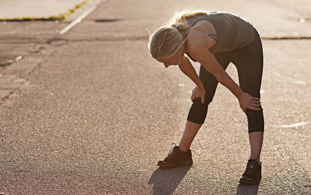 Corredora cansada euatleta (Foto: Getty Images)
