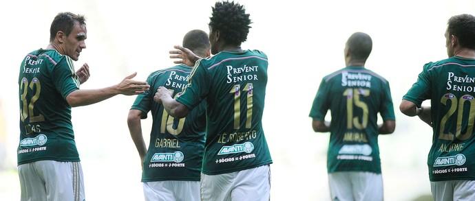 Zé Roberto, Palmeiras x Shandong (Foto: Marcos Ribolli)
