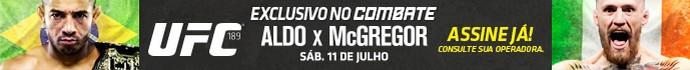header UFC 189 (Foto: divulgação)