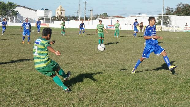 Desportiva Guarabira 0 x 0 Miramar (Foto: Larissa Keren)