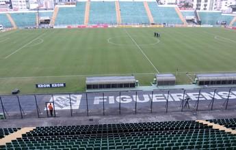 Com times mistos, Figueira e Galo  se enfrentam pela Primeira Liga