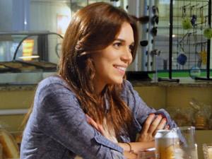 Nat diz que aceita se casar com Nelson (Foto: Malhação / Tv Globo)