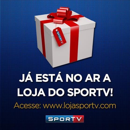Loja do SporTV (Foto: Divulgação)