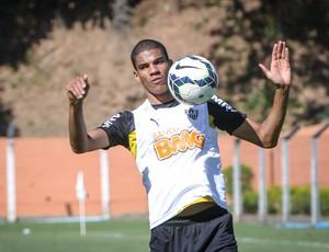 Leonardo Silva - treino Atlético-mg (Foto: Bruno Cantini/Flickr Atlético-MG)