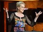 Meryl Streep bate recorde com 19ª  indicação ao Oscar