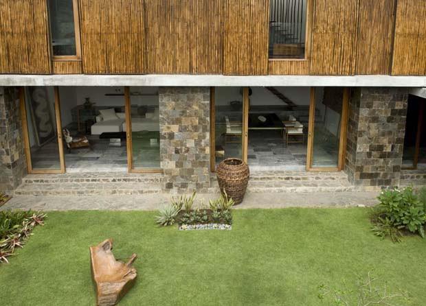 Arquitetura Sasha Cotture (Foto: Luca Tettoni / Divulgação)