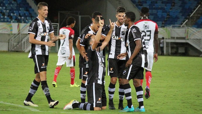 Santa Cruz de Natal x ABC, na Arena das Dunas - Campeonato Potiguar (Foto: Andrei Torres/ABC FC/Divulgação)
