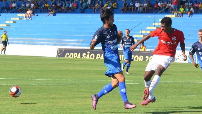 Internacional x Aimoré Copa São Paulo São José dos Campos (Foto: Tião Martins/PMSJC)