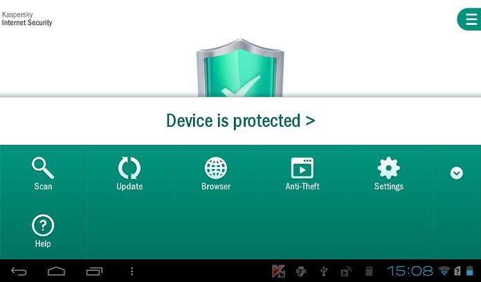 Antivírus no Android é fundamental, diz Kaspersky (Foto: Divulgação/Kaspersky)