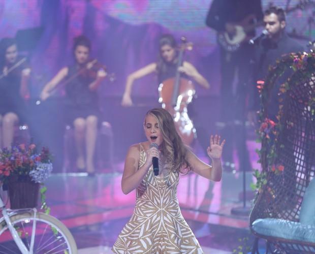 nono lellis semifinal (Foto: Isabella Pinheiro/Gshow)