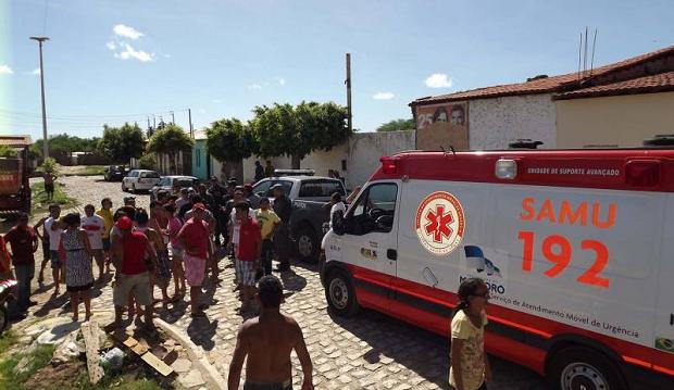Homicídios foram registrados em municípios da Grande Natal e região Oeste (Foto: Marcelino Neto)