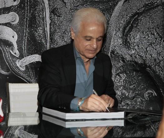 Roberto Medina lana livro que celebra os 30 anos do Rock in Rio (Foto: Multishow)