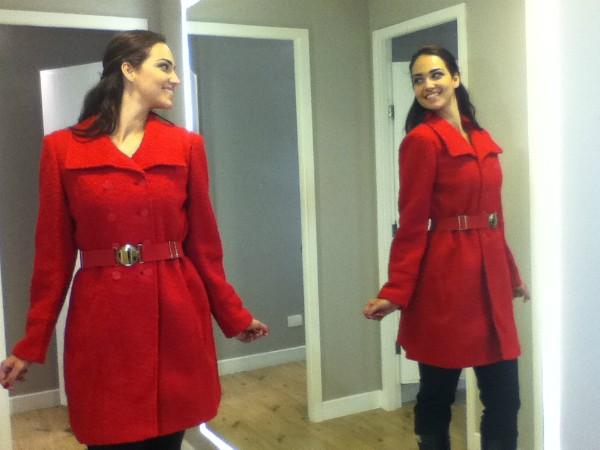 Estúdio Santa Catarina lançou desafio a consultora de moda (Foto: Reprodução/RBS TV)