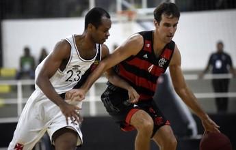 Flamengo x Vasco, NBA e Copa RS de futebol Sub-20 na terça do SporTV