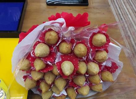 Buquê de coxinha: aprenda a fazer a delícia que virou sensação na internet