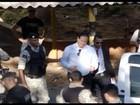 Ruy Muniz é levado para o Presídio Regional em Montes Claros