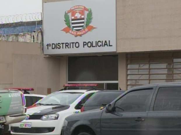 Polícia Civil Itapeva (Foto: Reprodução/ TV TEM)