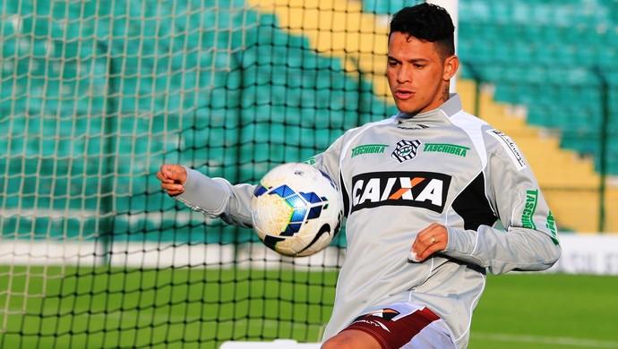 Giovanni Augusto (Foto: Luiz Henrique/Figueirense FC)