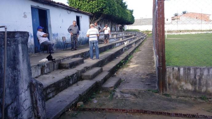 Estádio Souzão, Itabaianinha,  (Foto: Reprodução / FSF)