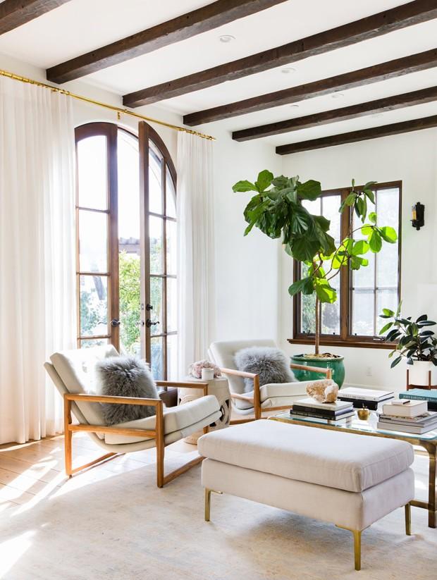 A casa suave e doce de Lauren Conrad (Foto: T. Neustadt/Divulgação)