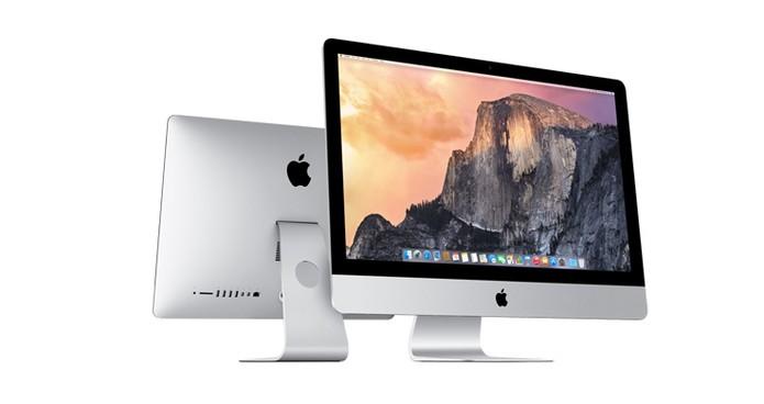 iMac tem tela Retina de 5K e vai além de um monitor (Foto: Divulgação/Apple)