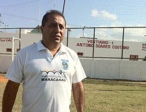 Cerezo admite que torcia pelo Ceará (Foto: Diego Morais / Globoesporte.com)