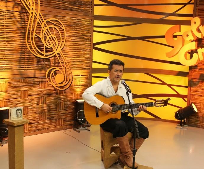 Antonyo Rycardo (Foto: Nice Sordi/RBS TV)