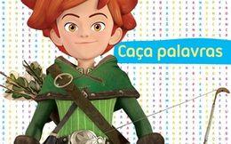 Caça palavras: Robin Hood