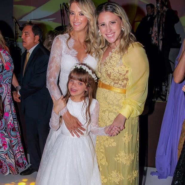 Ticiane Pinheiro, Helô Pinheiro e Rafinha Justus (Foto: Reprodução/Instagram)