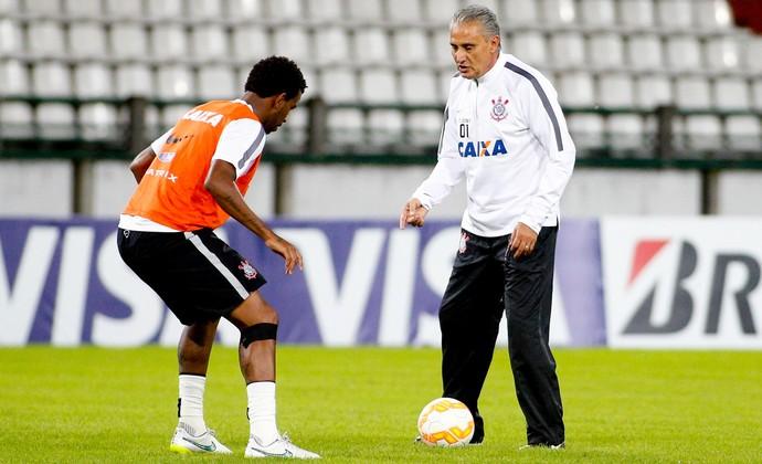 Gil Tite Corinthians (Foto: Daniel Augusto Jr. / Ag. Corinthians)