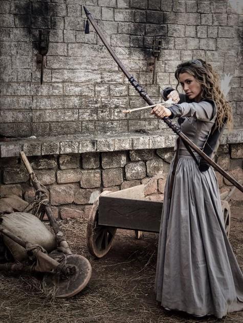 Juliana Didone em 'Belaventura' (Foto: Leandro Lima)