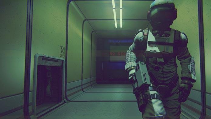 Routine é um jogo de terror e sobrevivência parecido com Dead Space (Foto: Divulgação)