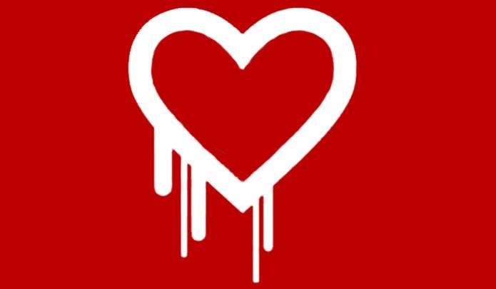 Heartbleed afetou vários serviços, como, por exemplo, Facebook e Google (Foto: Divulgação/HeartBleed.com)