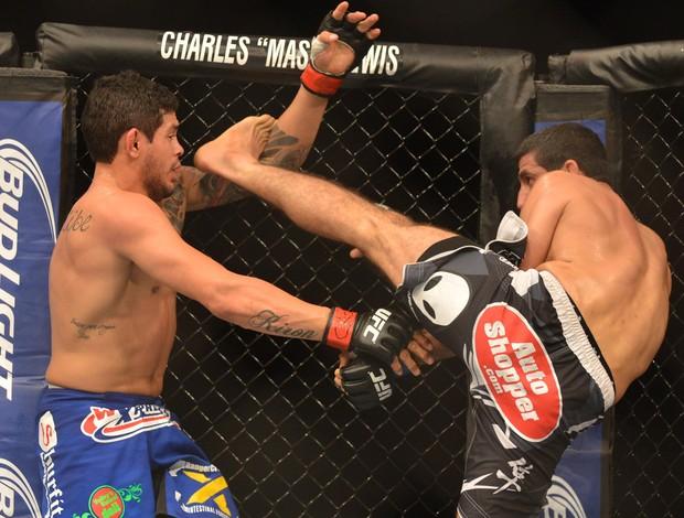 UFC Rio 5, Diego x Dariush (Foto: André Durão / Globoesporte.com)