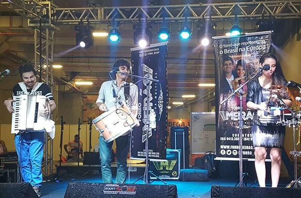 Forró Meirão é uma das atrações musicais do evento (Foto: Divulgação/Assessoria)