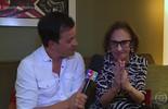 Laura Cardoso faz 90 anos e ganha surpresa do Vídeo Show