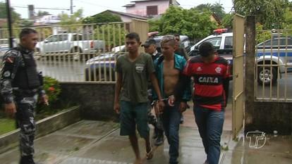 Polícia prende quadrilha suspeita de roubar joias e aparelhos celulares