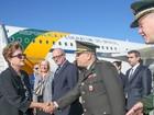 Dilma desembarca na Turquia para reunião de cúpula do G20