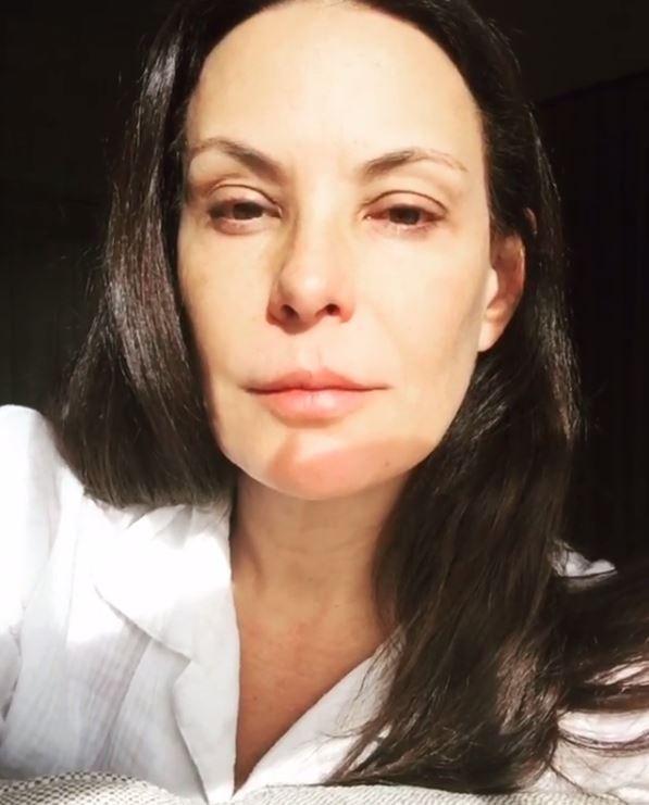 Carolina Ferraz (Foto: Instagram / Reprodução)