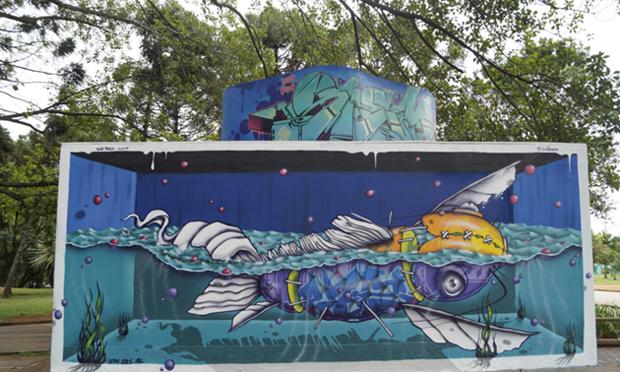 grafite (Foto: Divulgação)