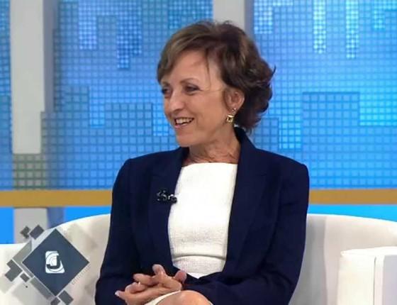Elizabeth Farina, presidente da Unica (Foto: Reprodução)